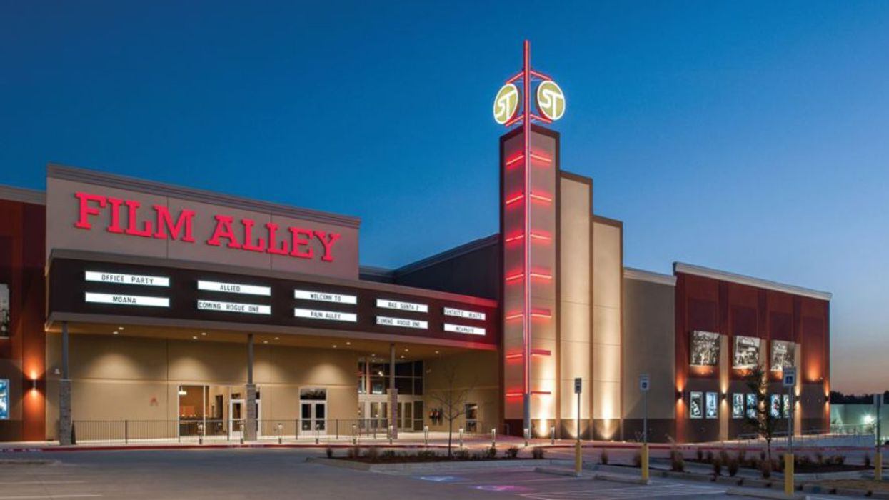A Massive New Entertainment Center Is Opening Up This March In North Texas