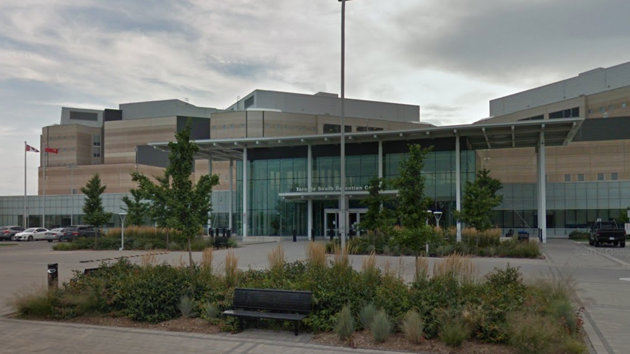 """Eight Correctional Officers Injured Following An Attack At Ontario's """"Most Violent"""" Jail"""