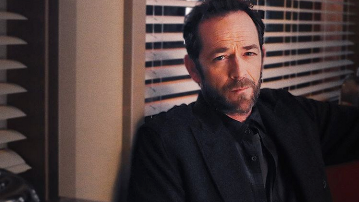 'Riverdale' Actor Luke Perry Is Dead After Suffering From A Stroke