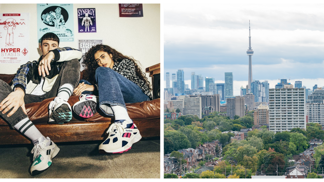 6 Things That Made Toronto The Best City To Live In During The '90s