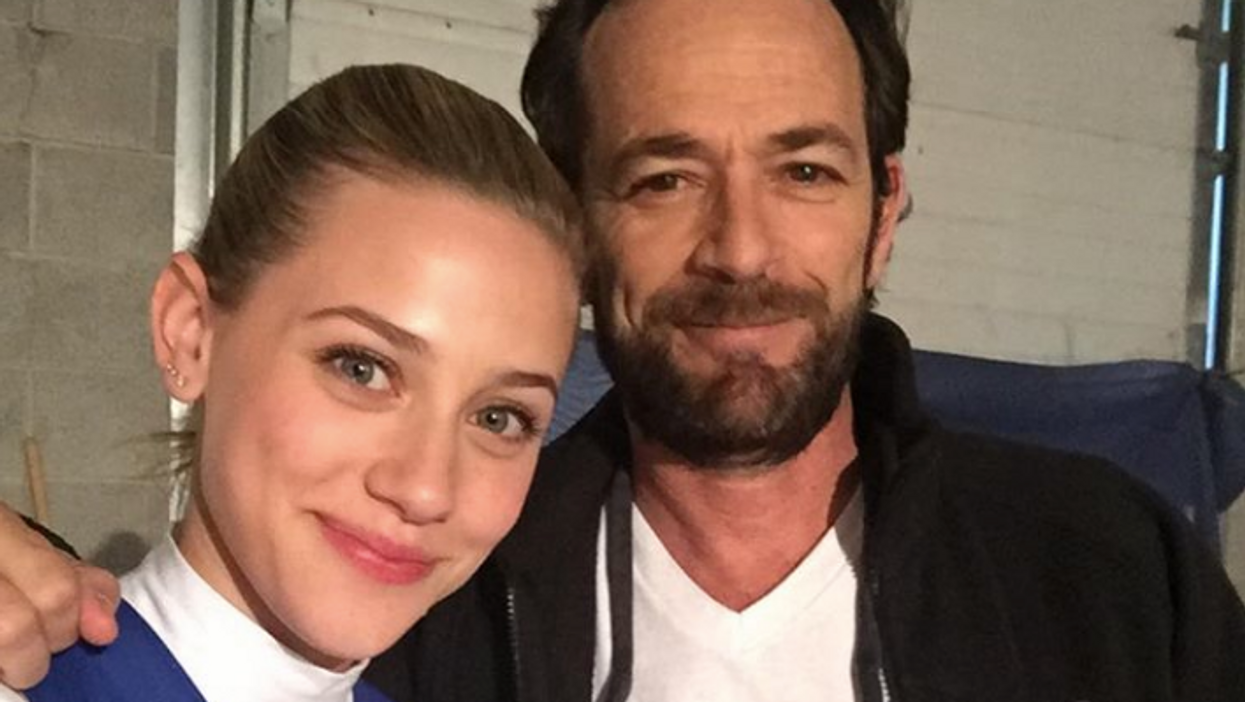 Lili Reinhart, Casey Cott, And Other 'Riverdale' Stars React To The Loss Of Co-Star Luke Perry