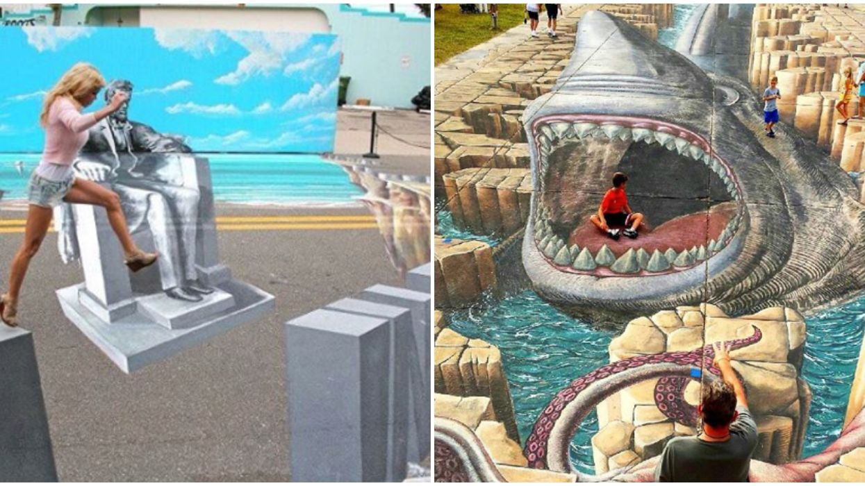 The Most Instagrammable Street Art Chalk Festival Is Happening In Florida Next Month (PHOTOS)
