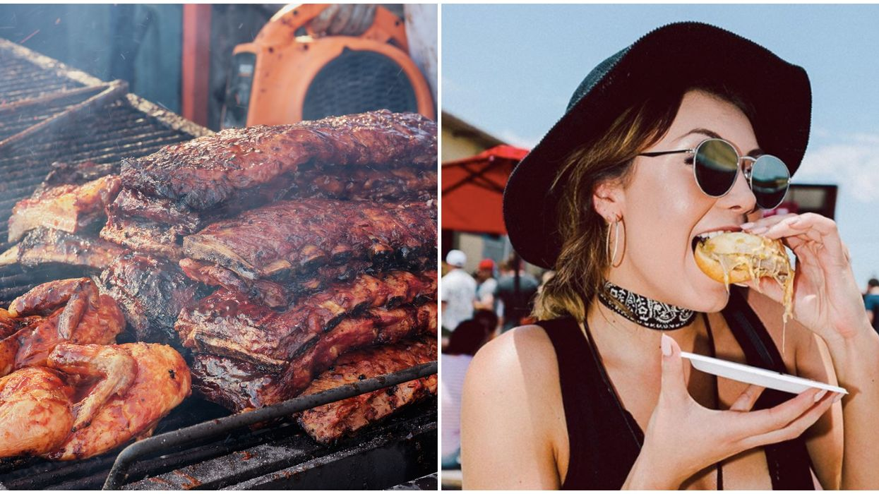 Downtown Austin Is Hosting An Epic Food & Music Festival With Tons Of Texas BBQ This Spring