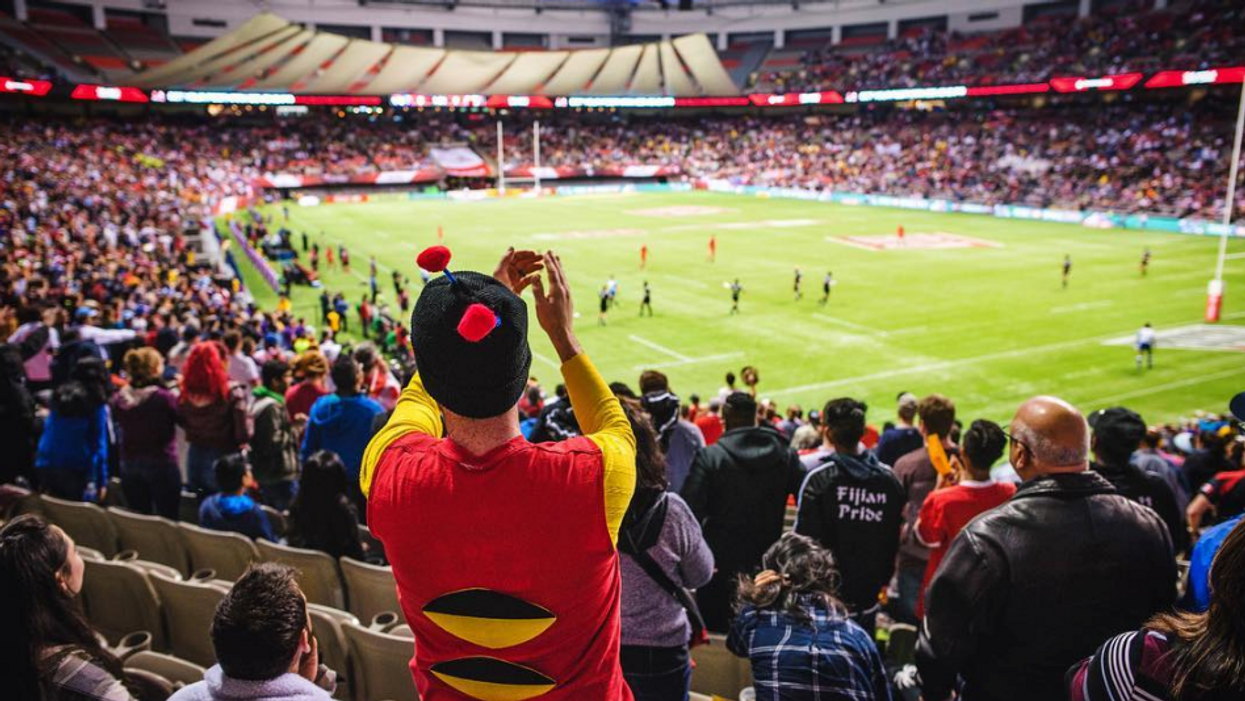 Rugby Sevens Tournament Will Officially Be Held In Vancouver For The Next 4 Years