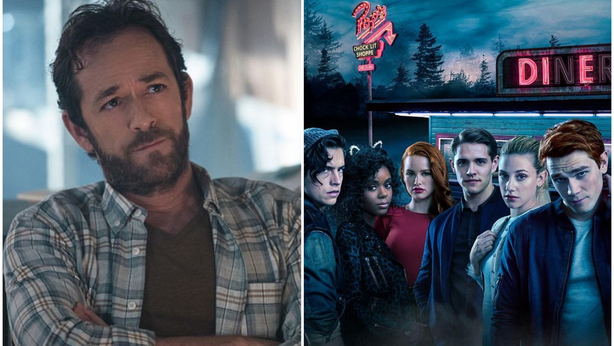 """The """"Riverdale"""" Diner In Canada Is Honouring Luke Perry With New Milkshake"""