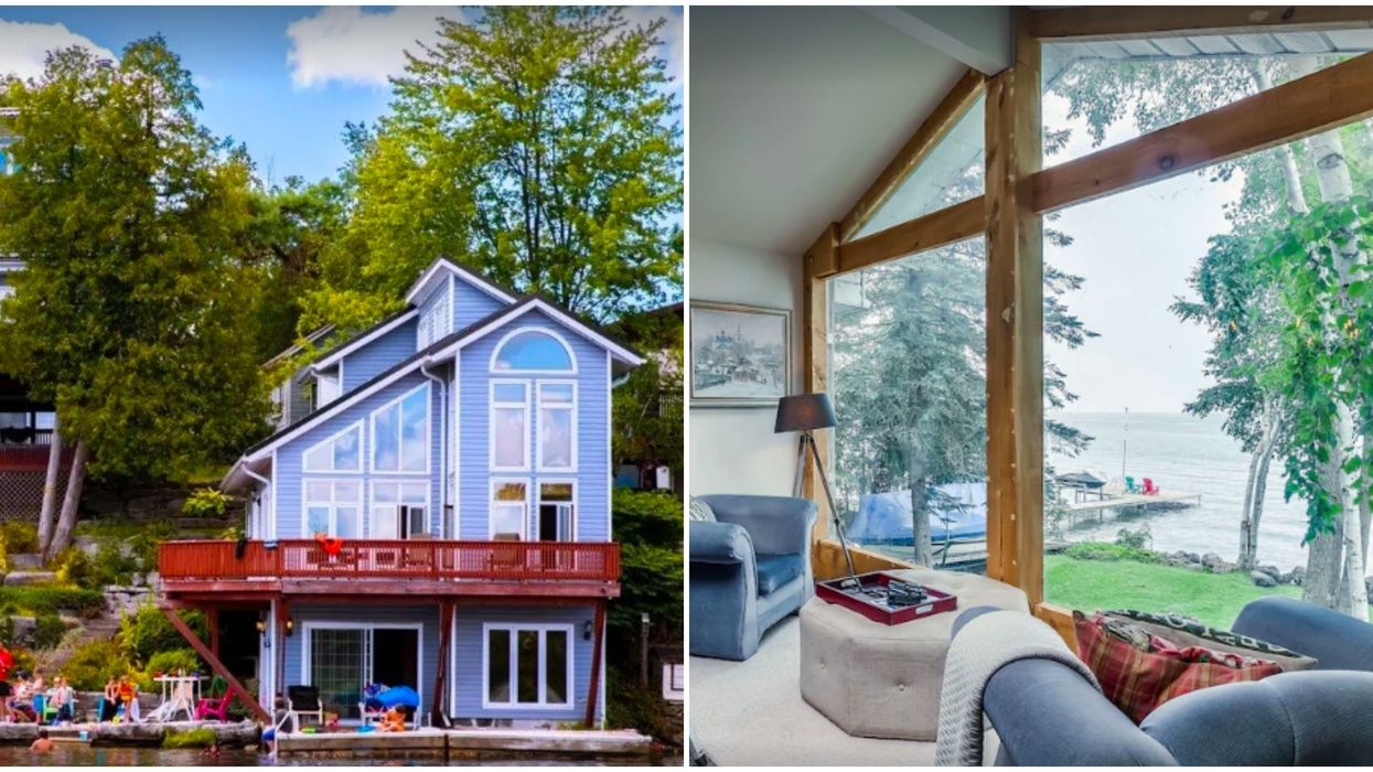 26 Cheap Cottages To Rent With Your BFFs In Ontario