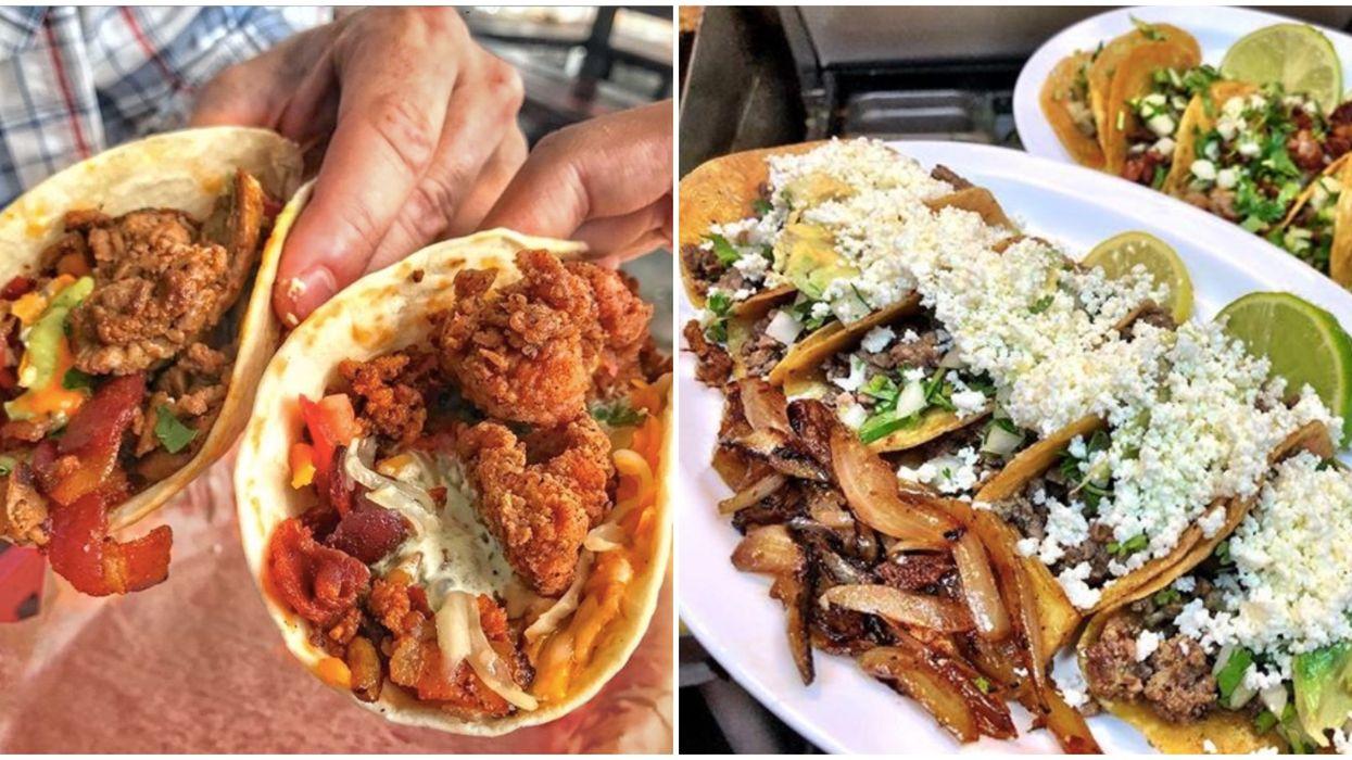 San Antonio Is Hosting A Massive Taco Festival This Spring