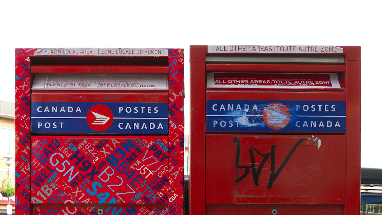 Fentanyl Is Being Illegally Imported Into Canada Via Canada Post