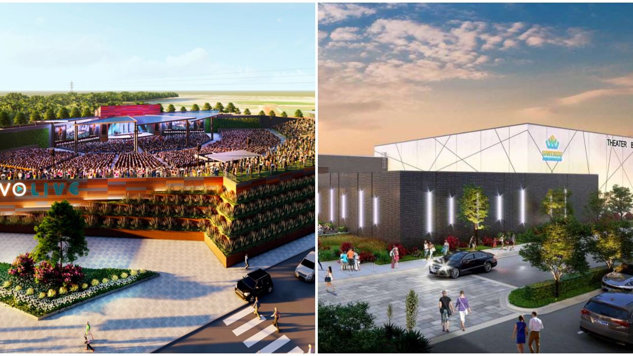 Two New Giant Entertainment Centers Are Opening In San Antonio This Spring