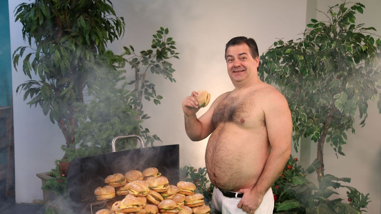 Randy From The Trailer Park Boys Will Have A Cheeseburger With You For $20 At This Texas Event
