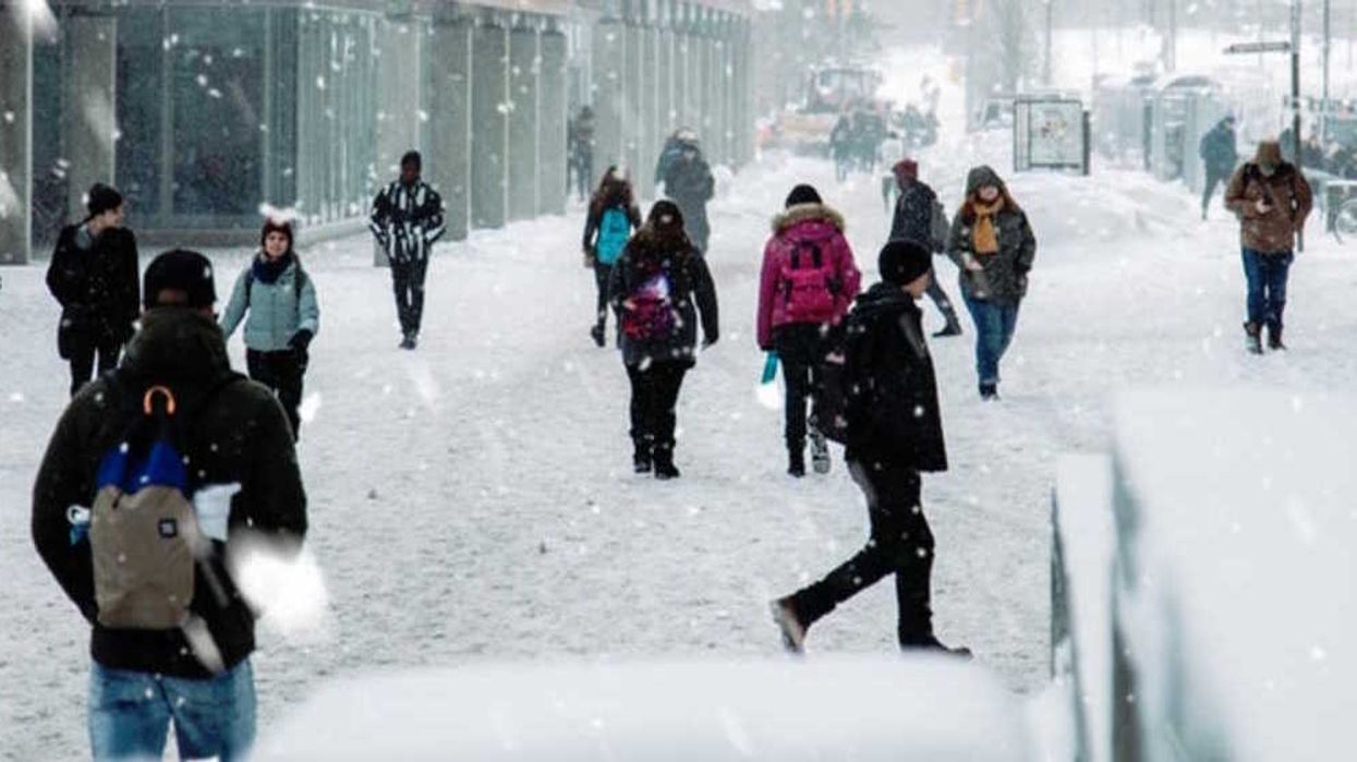 BC Students Are Outraged Over How SFU Is Handling Today's Snowstorm