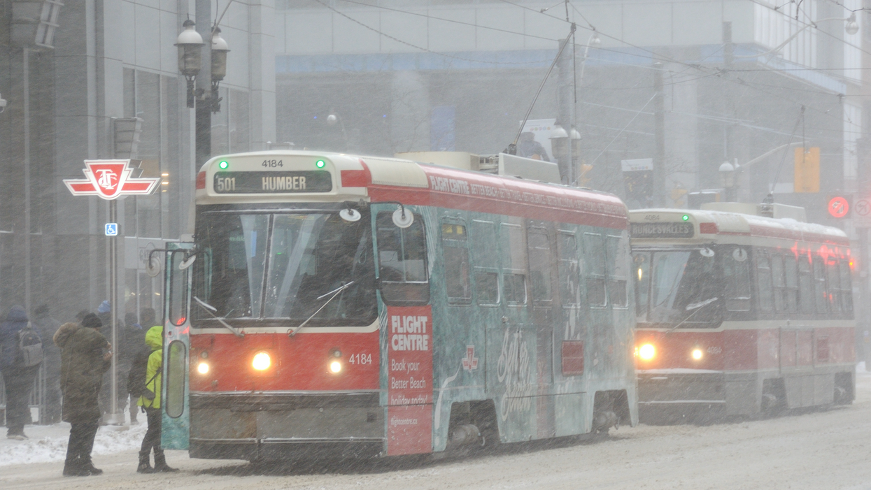 """Toronto To Endure A """"Significant Spring-Like Storm"""" This Weekend"""