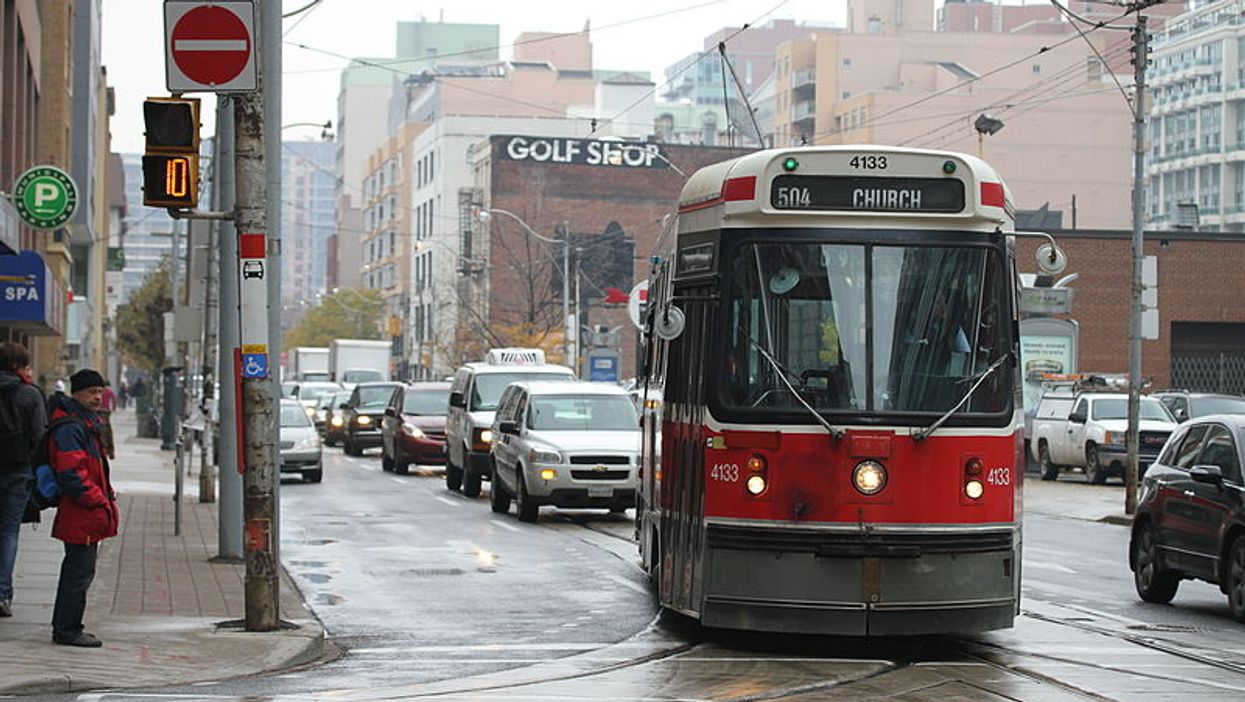 TTC Is Offering Free Rides On These Lines For St Patricks Day