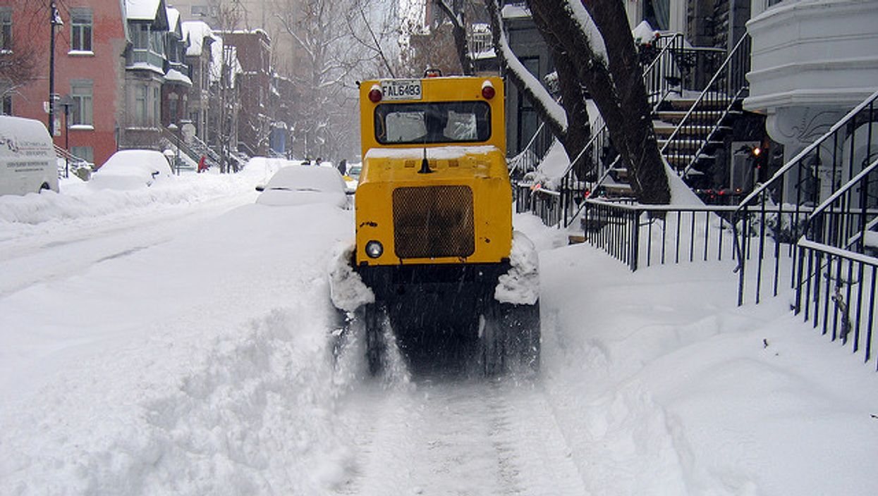 Canadians In This City Are Trying To Find The Perfect Name For Their New Snow Plows