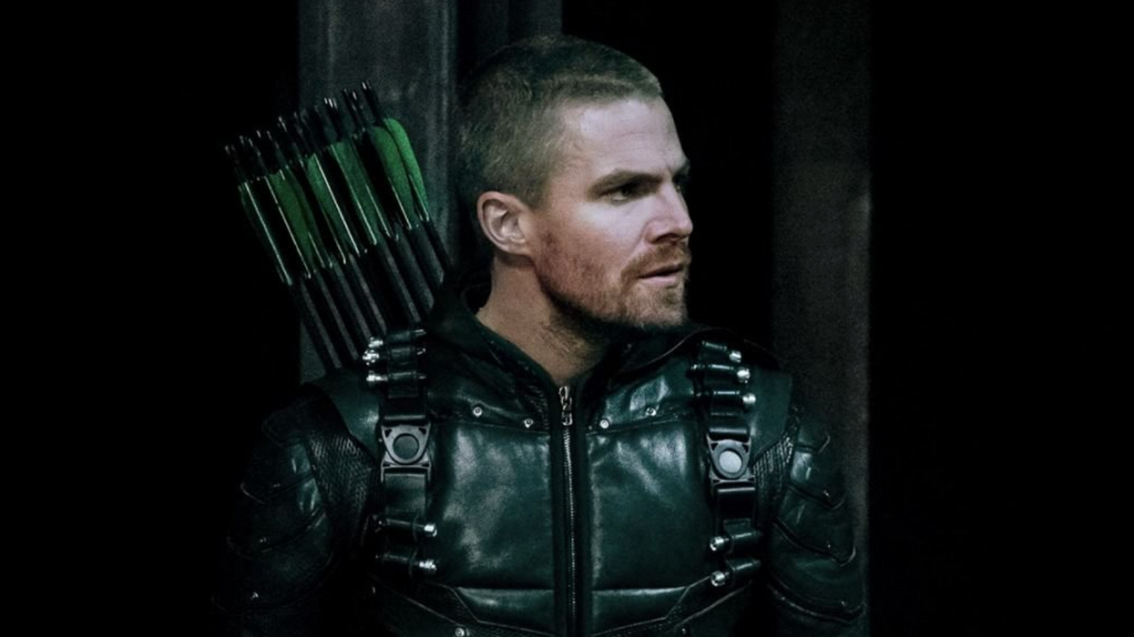 """""""Arrow"""" TV Show Filmed In Canada Is Officially Ending After Its Next Season"""