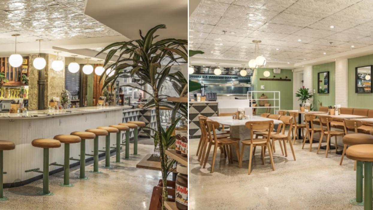 Un nouveau resto italien vient d'ouvrir à Montréal et c'est un paradis d'Instagram