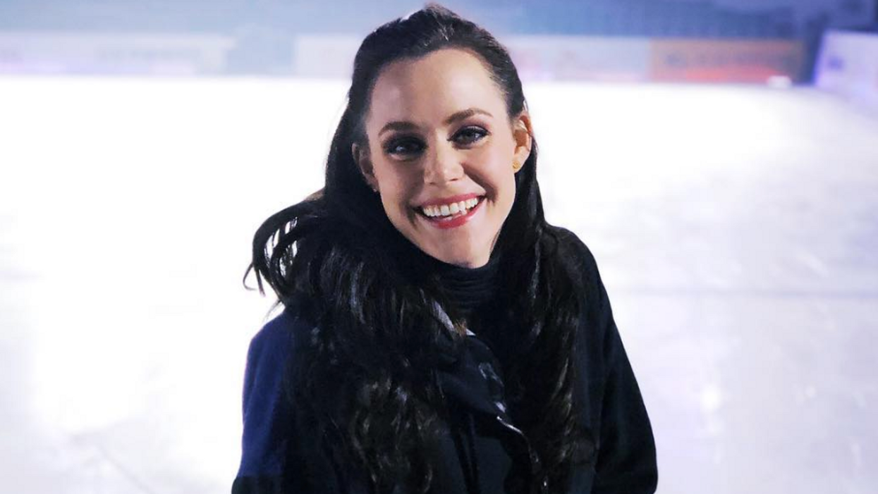 Olympic Gold Medalist Tessa Virtue Will Be In Toronto This Saturday