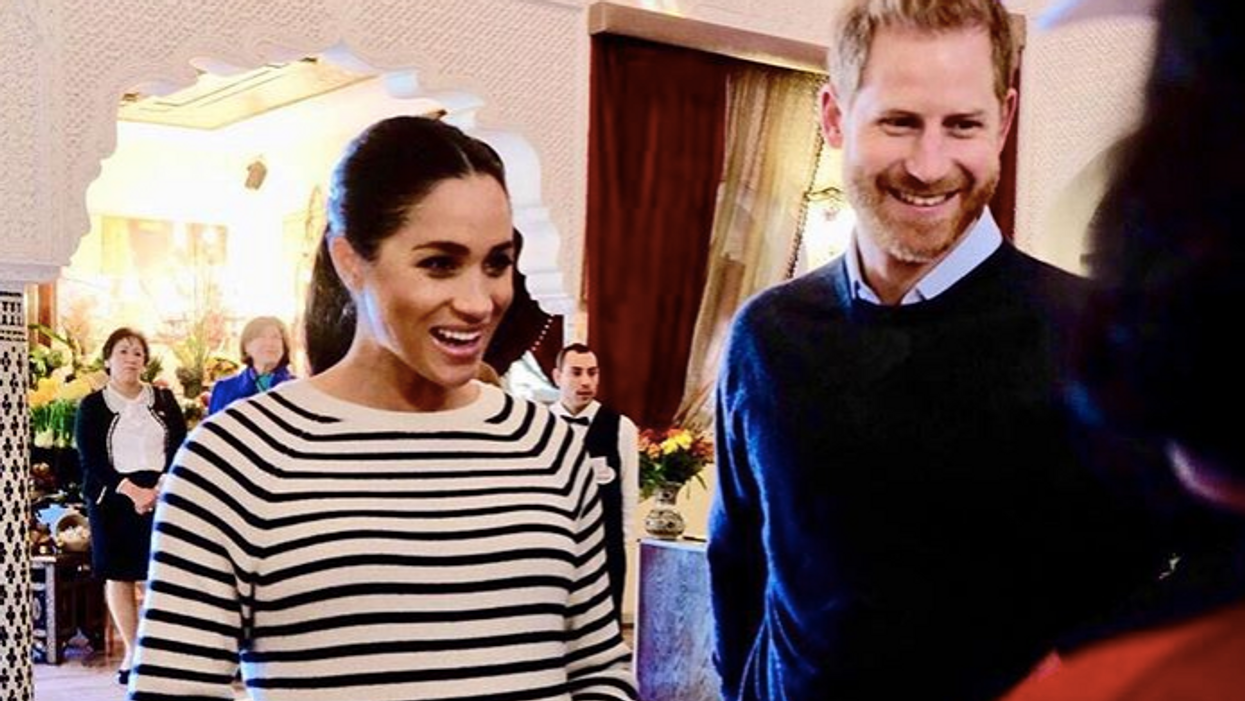 Meghan Markle's Due Date Is Super Soon And She Looks Better Than Ever (PHOTOS)