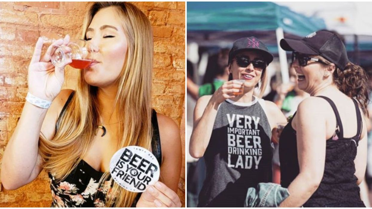 Female Brewers Are Bringing A 'FemAle' Craft Beer Festival To Miami This Month