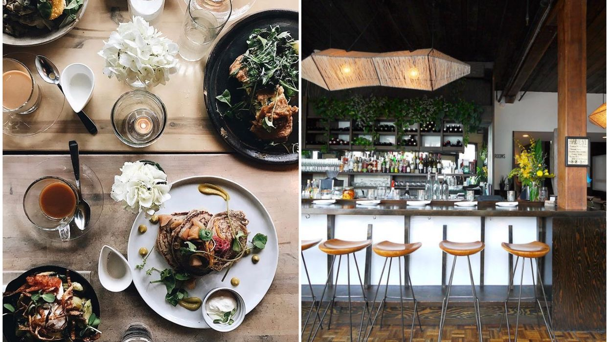 A Canadian Restaurant Was Ranked The Best Vegan Restaurant In The World