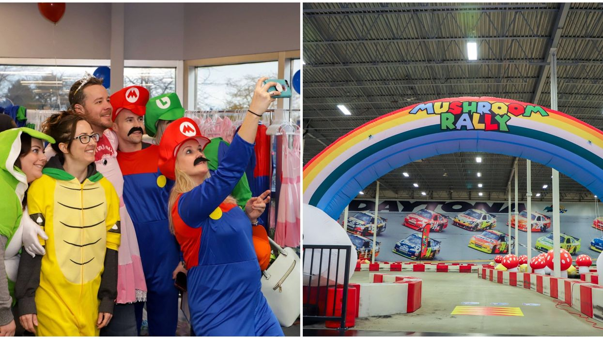 A Real-life Mario Kart Race Is Coming To Richardson This April