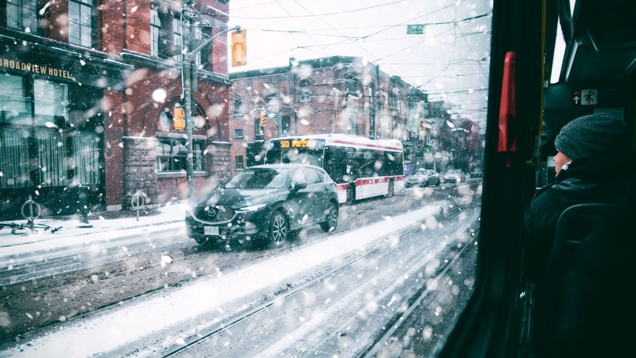 Environment Canada Just Issued A New Freezing Rain Weather Alert For Southern Ontario This Weekend