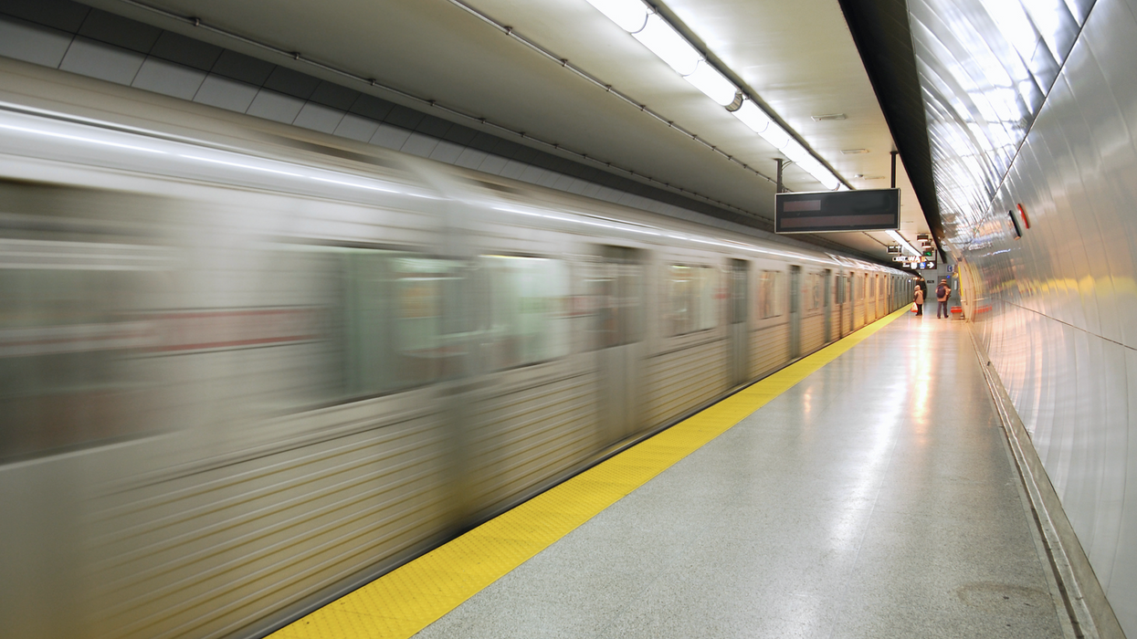 The Screeching Noise Caused By TTC Subway Trains Could Cause Hearing Damage