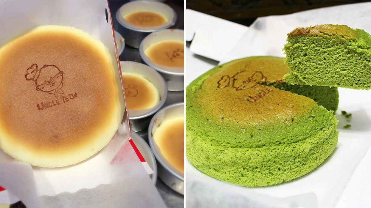 The Famous Japanese Cheesecake Chain Uncle Tetsu Is Opening Their First Store In Ottawa