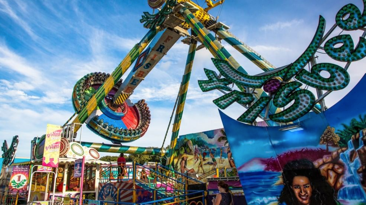 You Can Get Into The Miami Fair For $5 For One Day Only