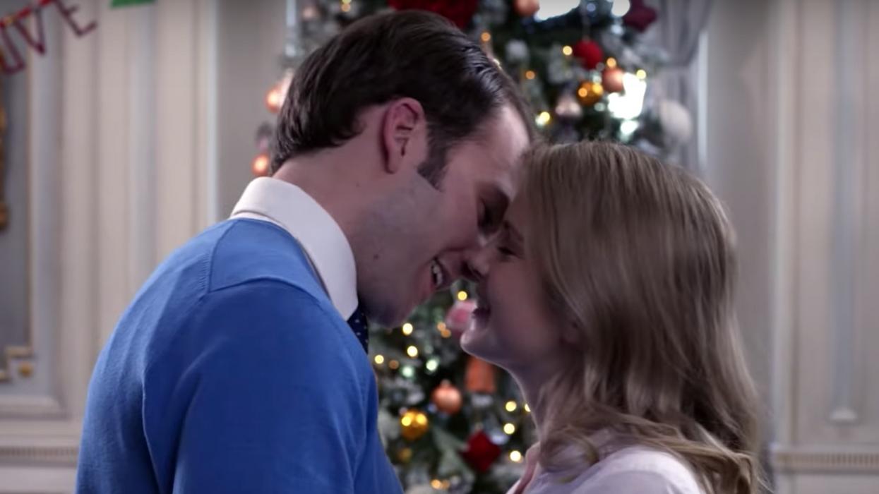 La suite de ce film de Noël parfaitement quétaine est en production et on a déjà trop hâte
