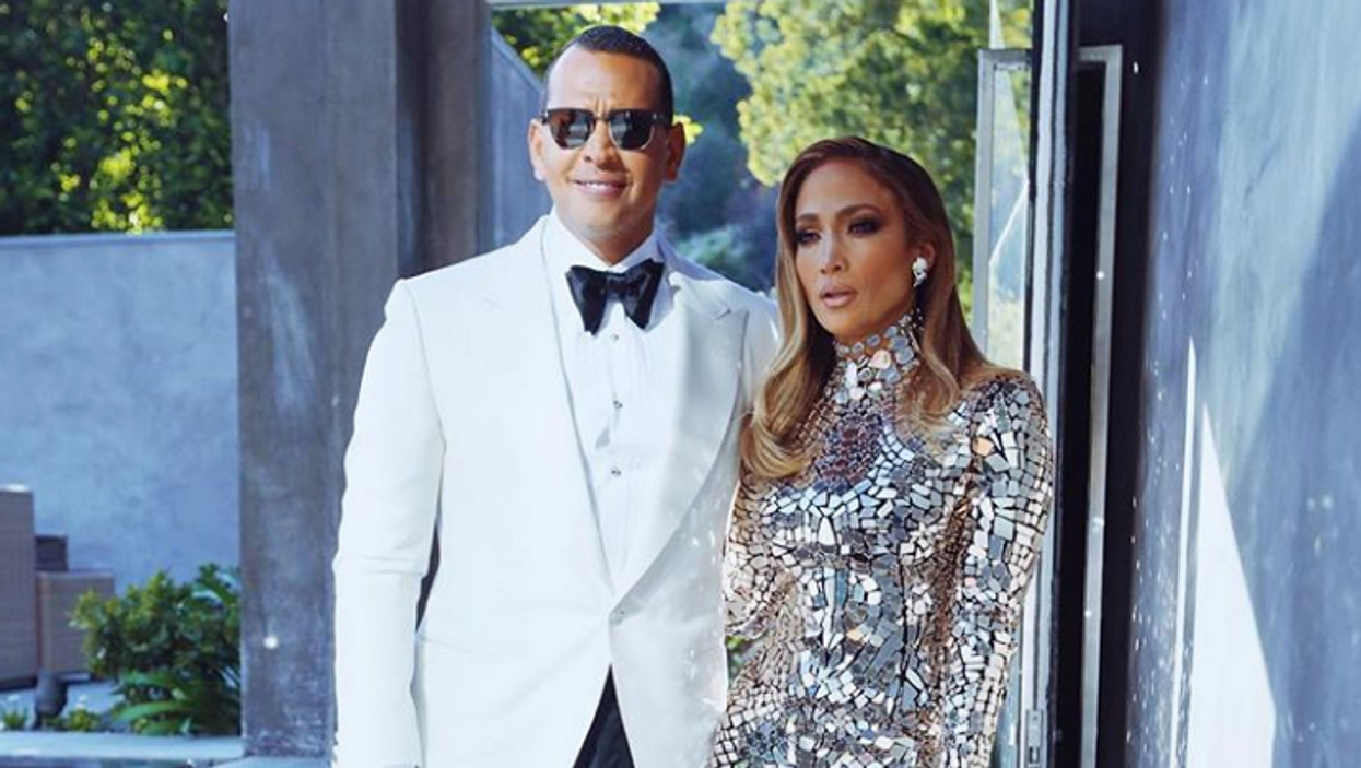 This Celebrity Is Claiming Alex Rodriguez Is Cheating On Jennifer Lopez After They Got Engaged