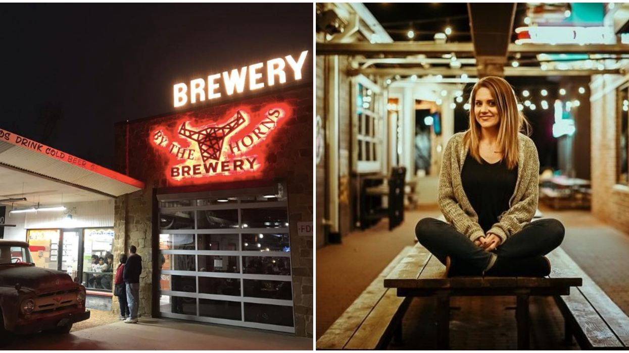 This Super Instagrammable Rustic Themed Brewery Just Opened In Mansfield