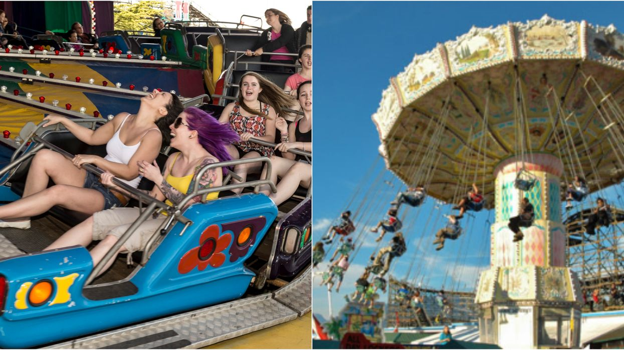 Playland Vancouver Is Officially Opening For The Season Tomorrow