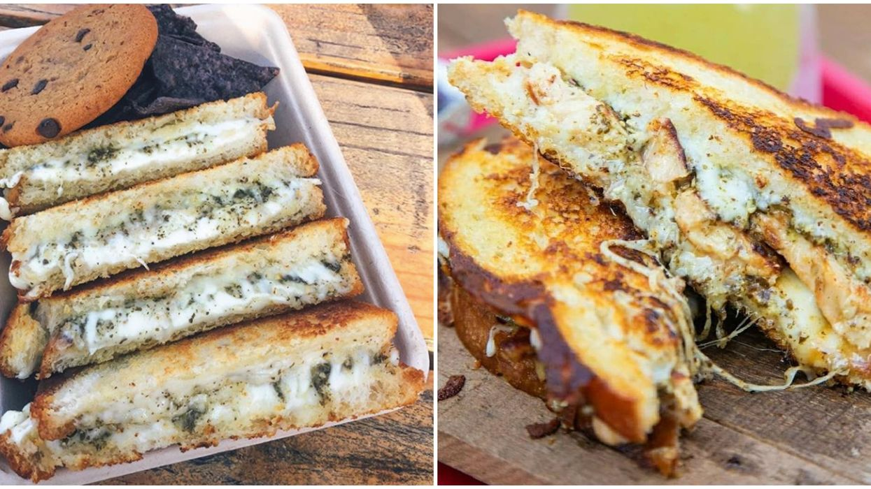A Huge All-You-Can-Eat Grilled Cheese Fest Is Coming To Austin This Spring