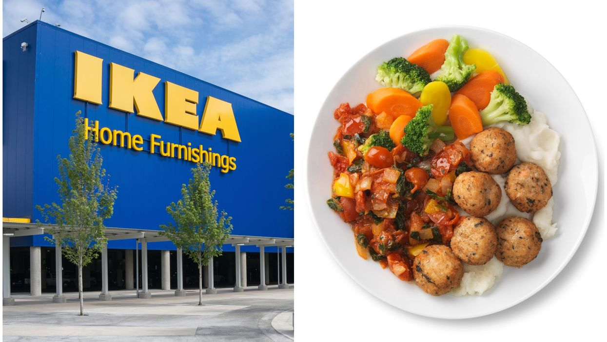IKEA Canada Just Added A New Item To Their Menu And It Sounds Delicious (PHOTOS)