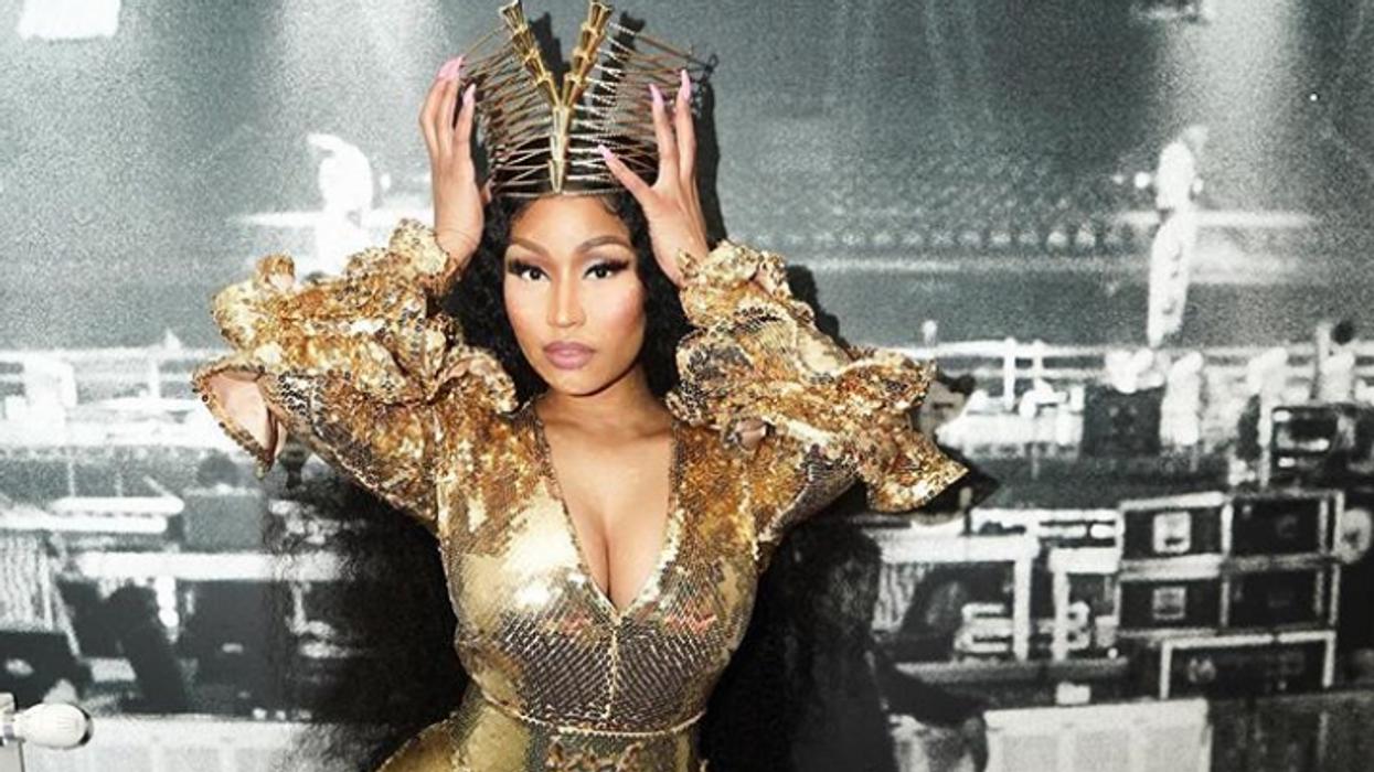 Nicki Minaj annule un concert et les fans réclament Cardi B