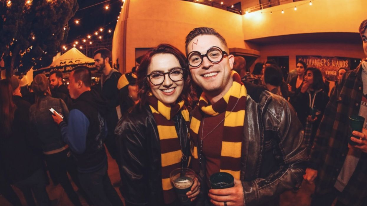 Downtown Austin Is Getting A Wild And Wizardly Harry Potter Festival This May