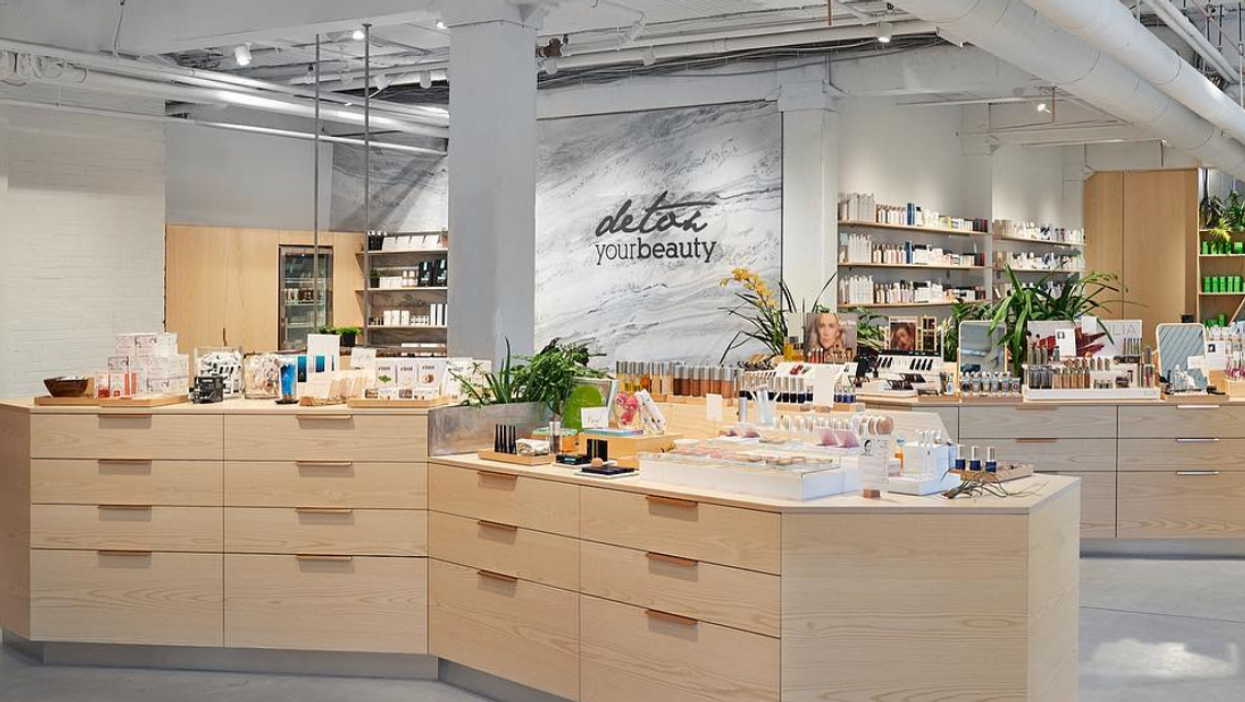 Toronto Is Getting A Massive New Organic Beauty, Skincare And Wellness Store