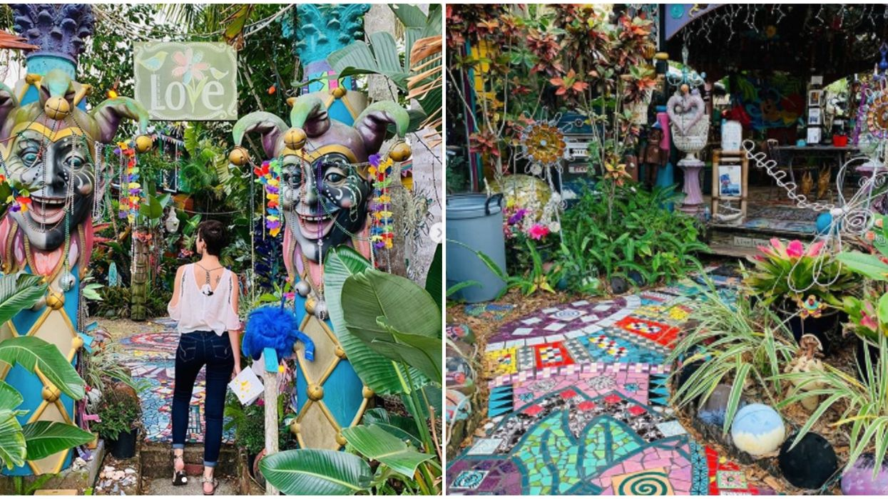 This Super Whimsical Place In Florida Looks Just Like A Real-Life Candy Land