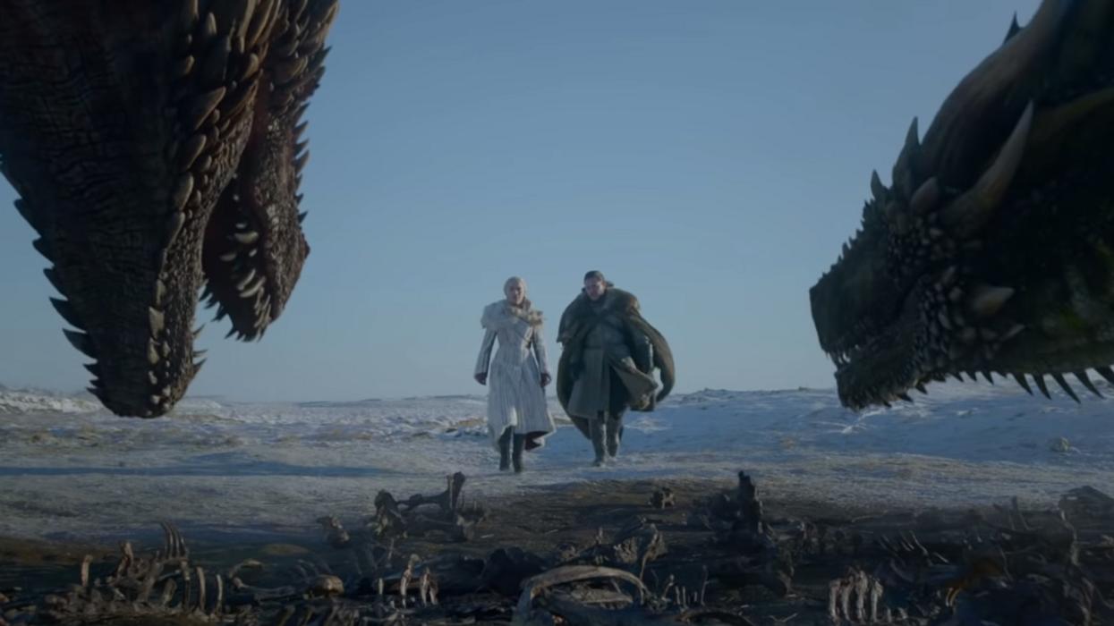 Voici comment Emilia Clarke a réagi à la finale de « Game of Thrones » et ce n'est pas bon signe