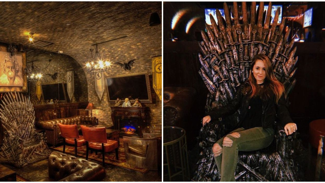 This Dallas Pub Was Completely Transformed Into A Game Of Thrones Shrine (PHOTOS)