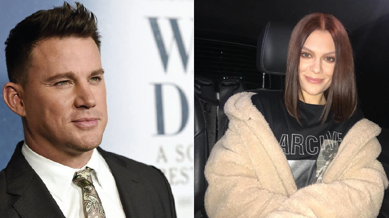 Channing Tatum And Jessie J Were Seen Out For The First Time Together And They Look So Adorable