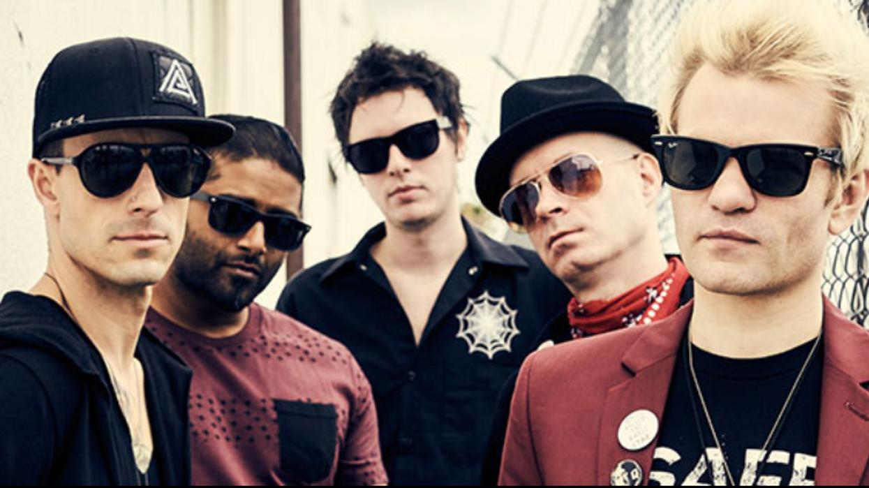Sum 41 sera en show au Québec cet été pour un festival à Victoriaville