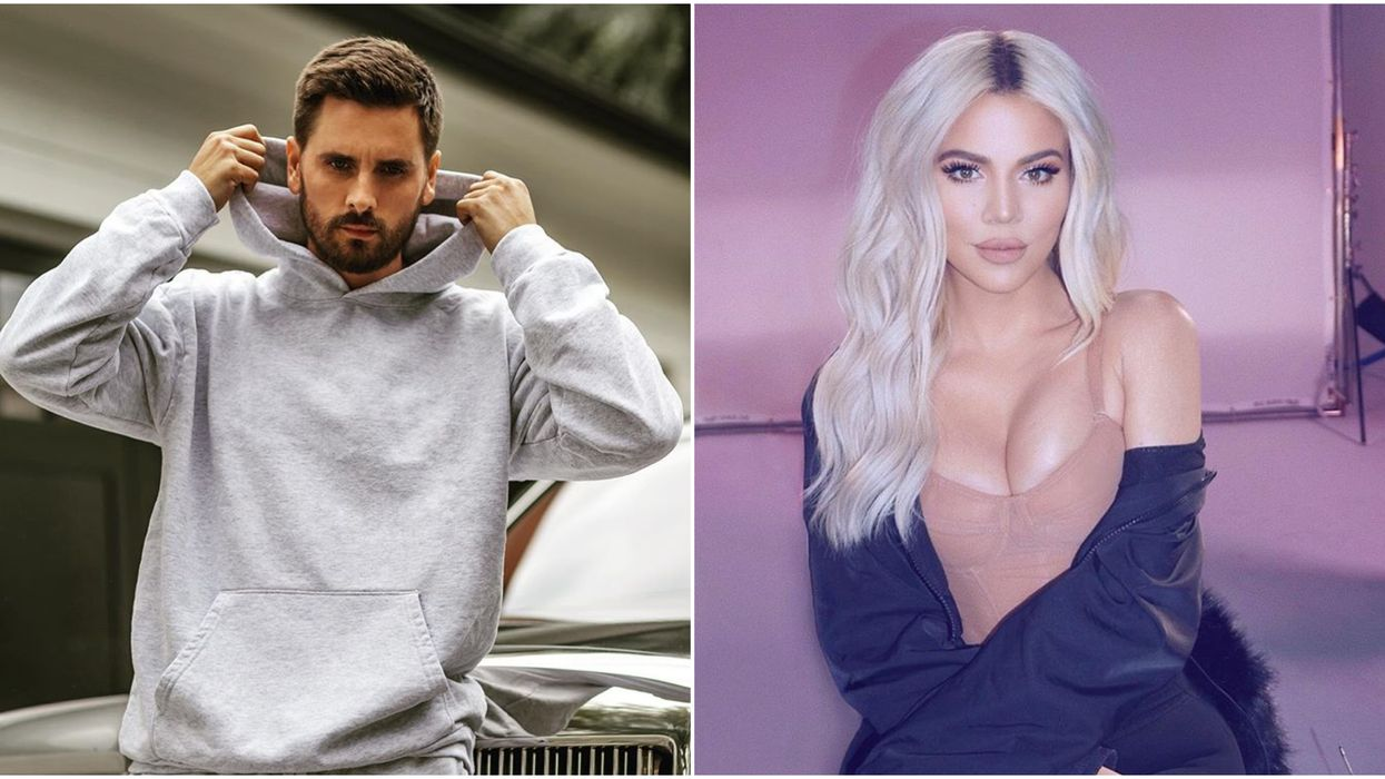 Scott Disick Made Khloé Kardashian His Woman Crush Wednesday And Fans Are Not Impressed
