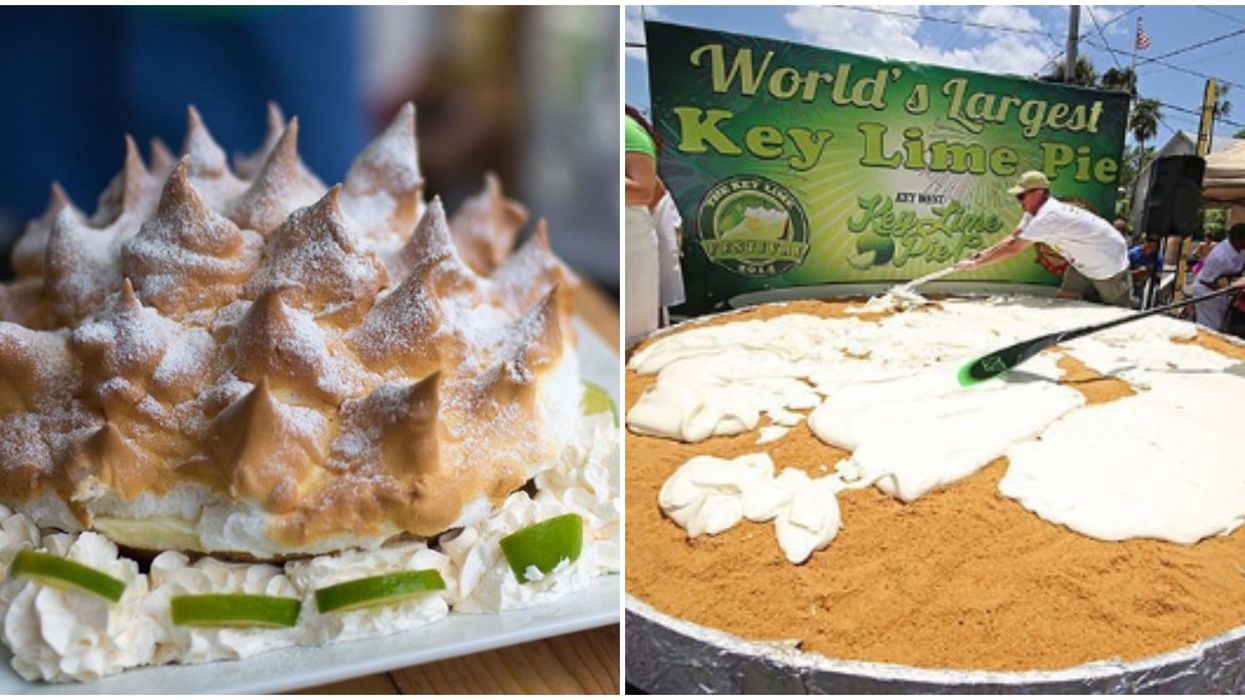 A Massive Key Lime Pie Festival Is Happening In Florida This Summer And It's Going To Be Sweet