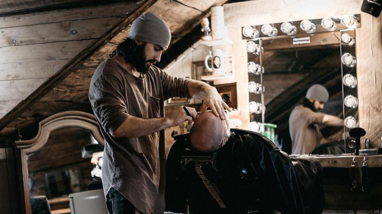 Ces 4 barbershops méga populaires au Québec organisent une journée « GRATUIT si t'es roux » cette semaine