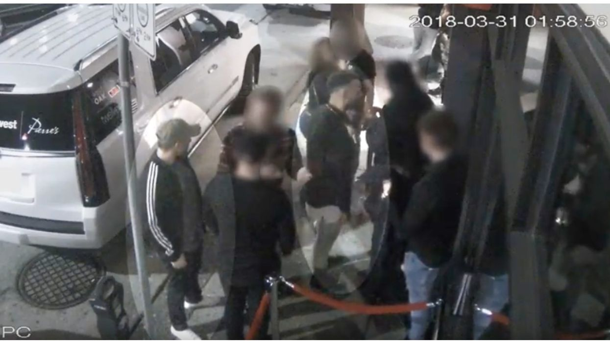 A Man Was Punched Unconscious Outside Of Vancouver Club, Police Are Now Investigating (VIDEO)
