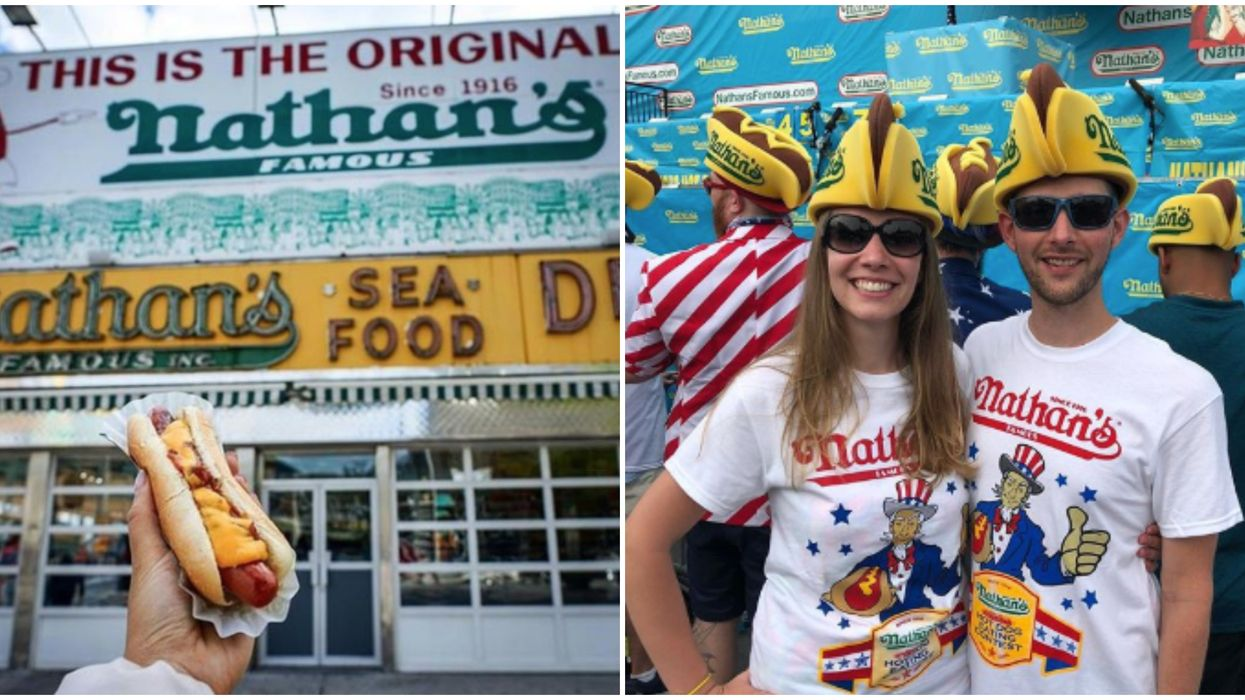 The Most Famous Hot Dog Contest Is Finally Happening In Florida Next Month
