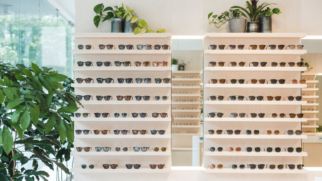 Downtown Toronto Just Opened A Brand New Bailey Nelson Sunglasses Shop