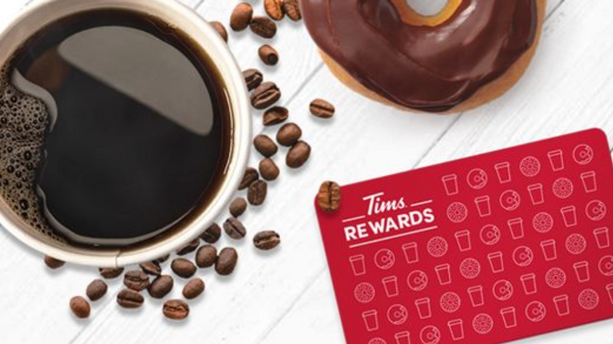 Tim Hortons Launches New Loyalty Rewards Program And It's Actually Amazing
